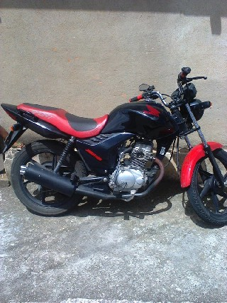 Foto 1 - Vende-se moto Honda fan 125 ks 2012